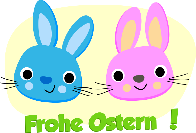 Frohe Ostern by bf5man