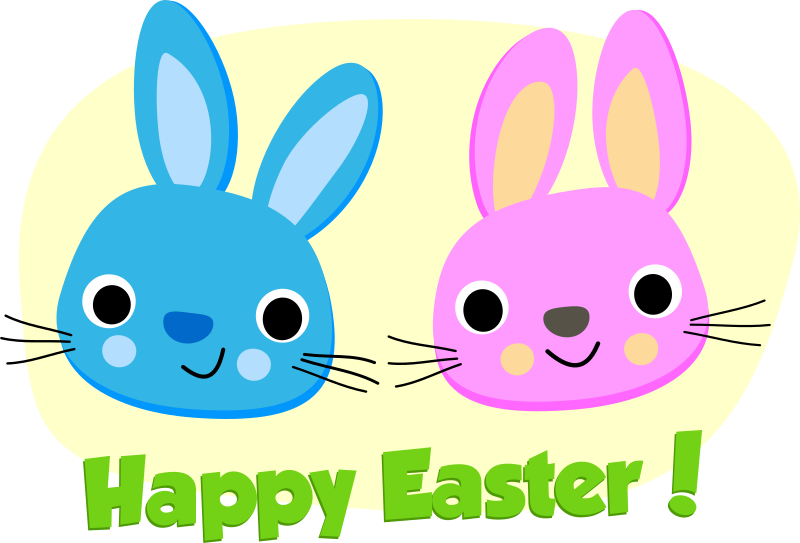 Happy Easter - Rabbits by bf5man - Happy Eastern