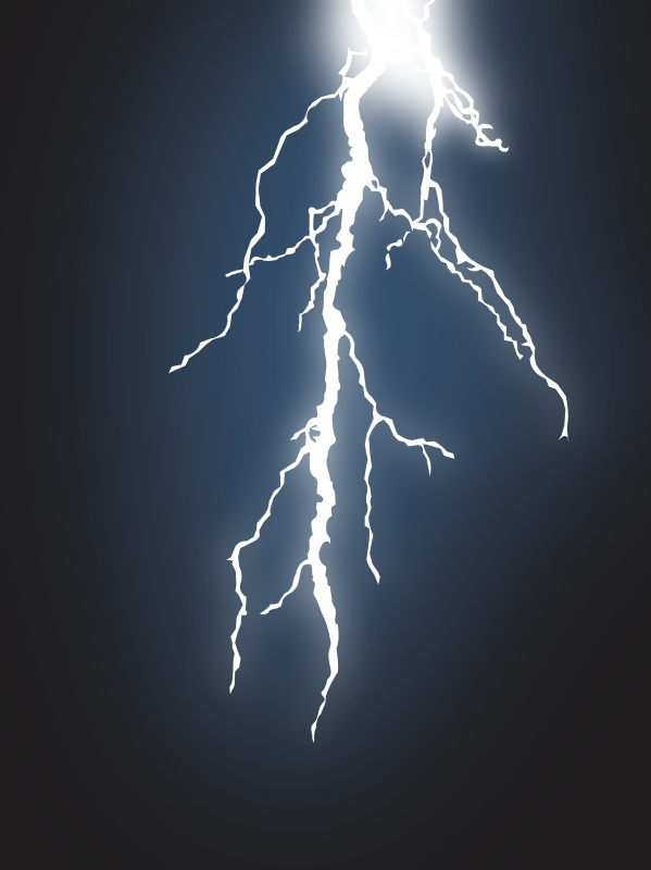 Lightning by conte magnus - A lightning flash