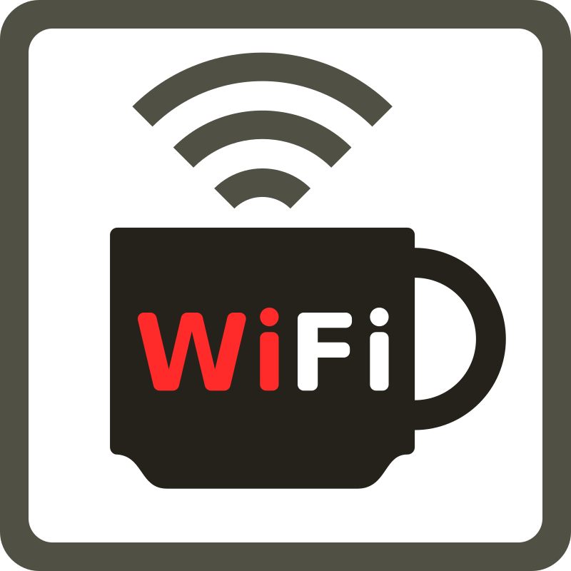 WiFi (request) by Keistutis - WiFi, icon, computers, communications