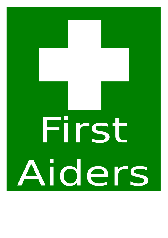 First Aiders by hal9001