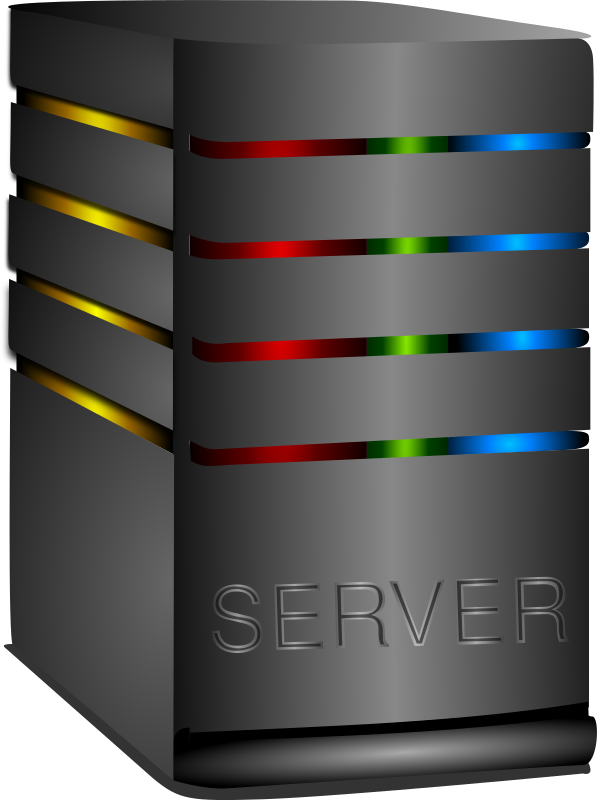 Server Remix 1 by Merlin2525 - A Server Remix. Licence: Public Domain.