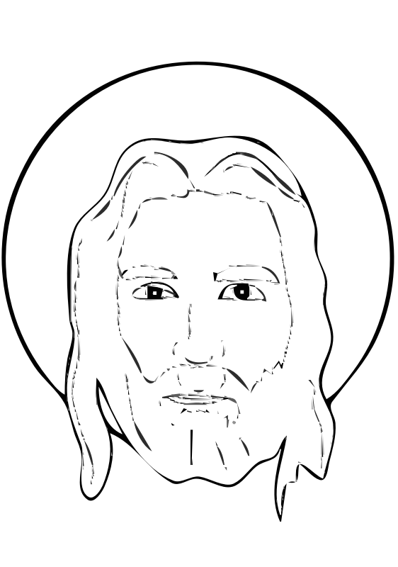 Meuble heraldique Face of Christ by jonphillips - This public domain image comes from http://commons.wikimedia.org/wiki/File:Meuble_h%C3%A9raldique_face-christ.svg and as of 2014-04-20 04:01:27 is this file, http://upload.wikimedia.org/wikipedia/commons/thumb/8/86/Meuble_h%C3%A9raldique_face-christ.svg/351px-Meuble_h%C3%A9raldique_face-christ.svg.png. 6 %
