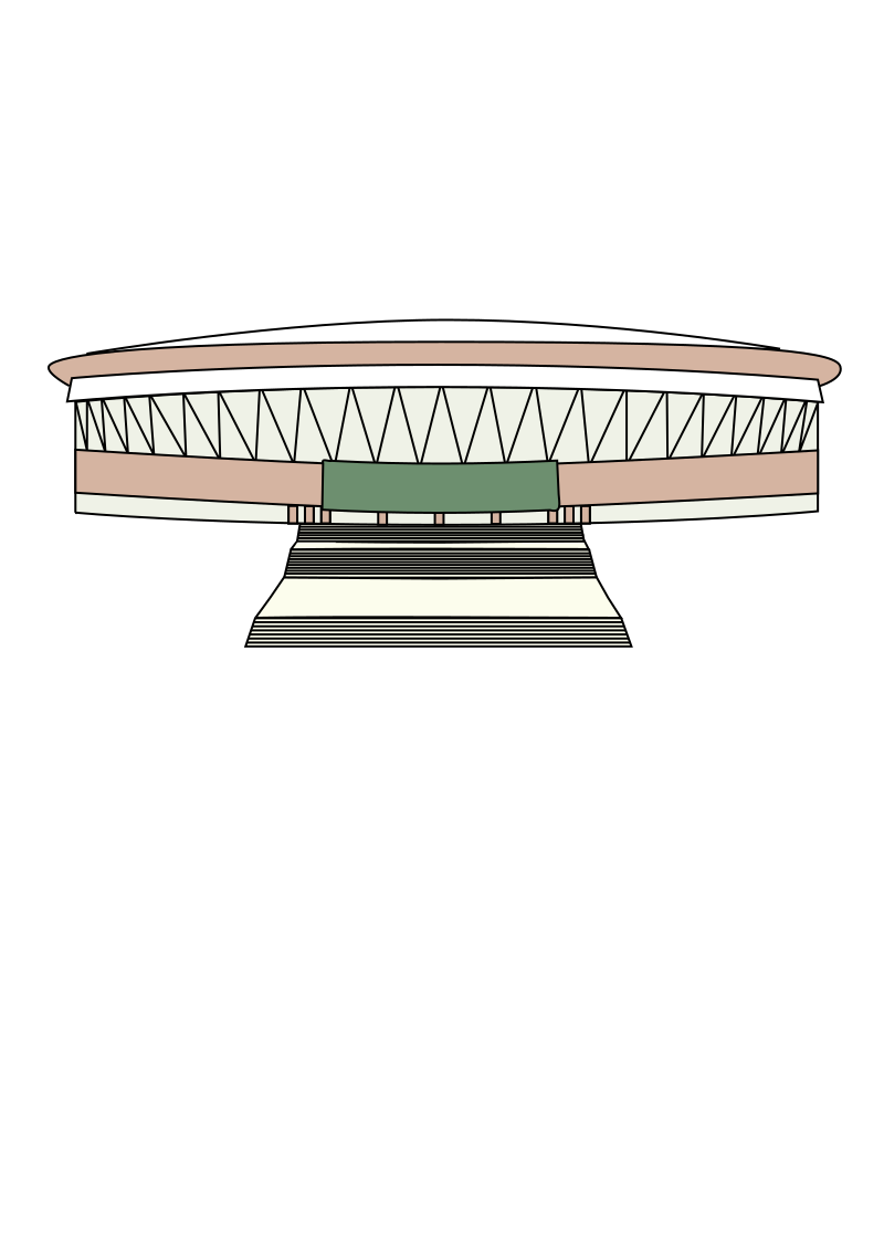 Stadium by dear_theophilus - A clipart of a stadium.