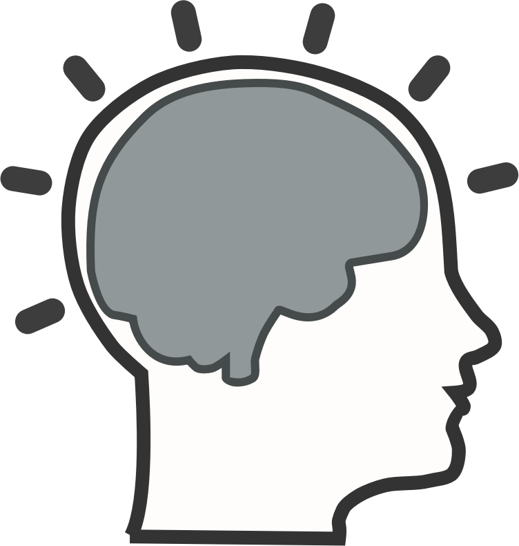 Clipart - Brain activity – Métacognition