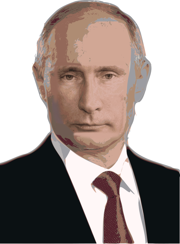 Vladimir Putin 2006 - Face by j4p4n - I tried to help out by providing a version of this guy's face that rejon requested. I think it looks a little uneven, but I hope someone can use it!