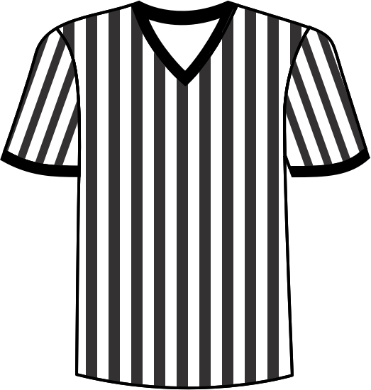 Football Shirt Clipart Football Referee Shirt Clipart