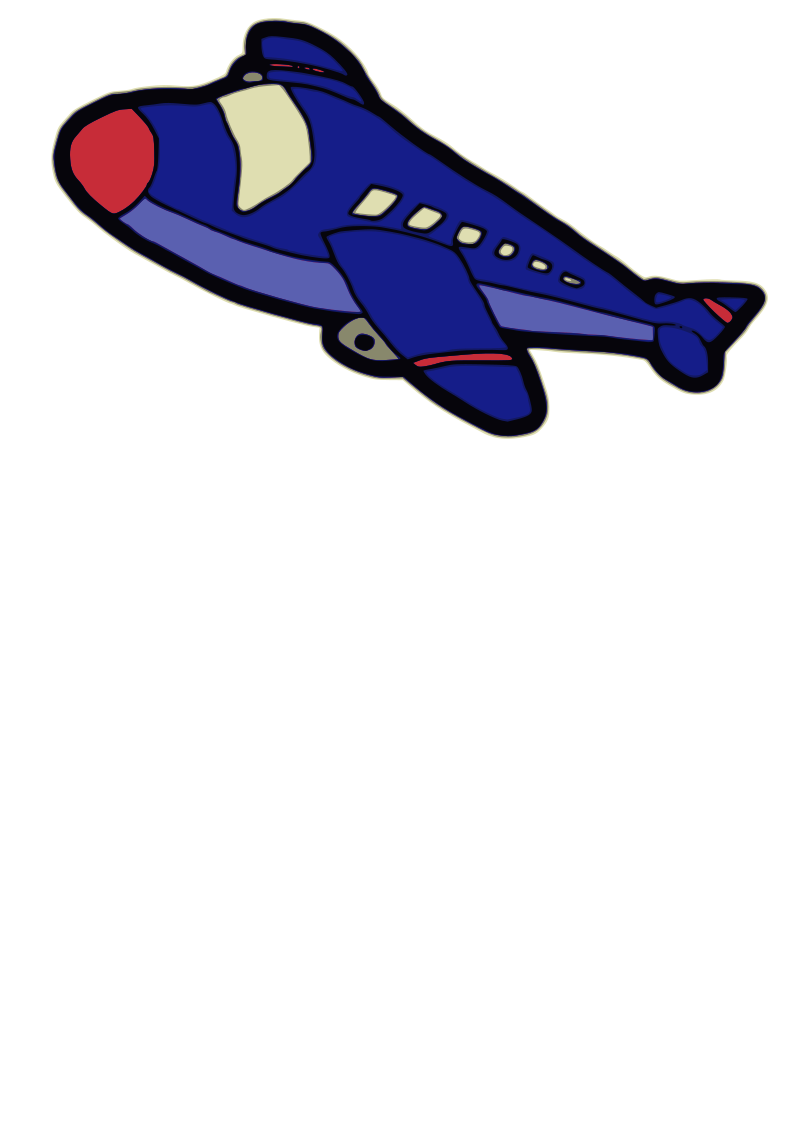Airplane by ksly4ever - Blue airplane flying.  This plane was used in my first Android app - KinderJigs (https://play.google.com/store/apps/details?id=com.knowledgehut.kinderjigs) *********************************** Special thanks to Moini for the advice
