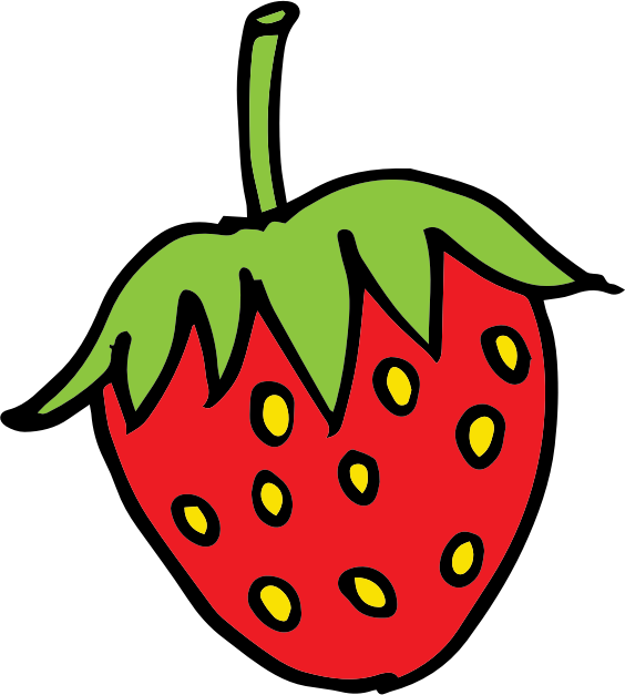 strawberry فراولة by osfor.org - strawberry فراولة Fraise