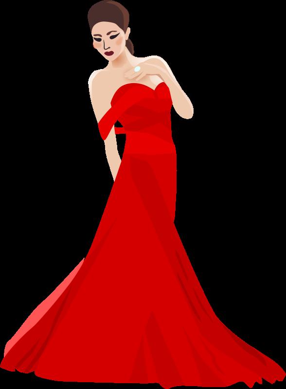 Fancy Dress Clipart