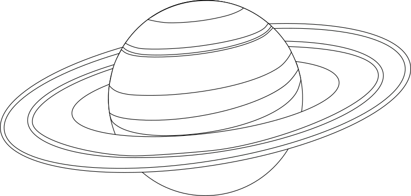 Planets Outline (page 3) - Pics about space