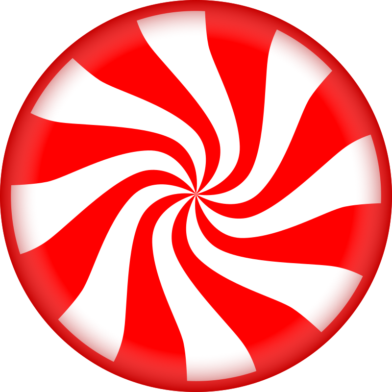 Peppermint Candy by bluefrog23 - Circular Peppermint Candy
