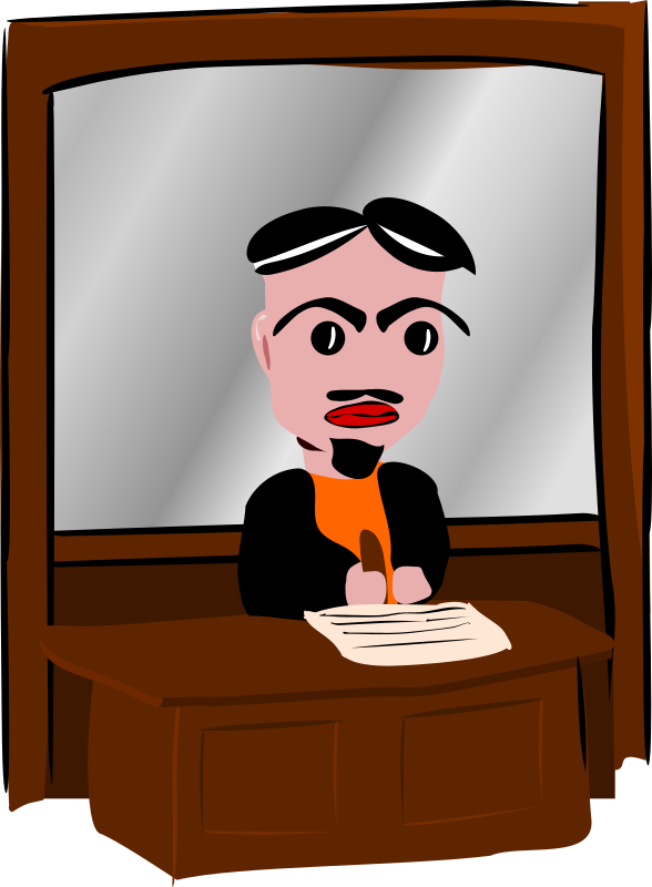 Receptionist by rdevries - A writing receptionist.