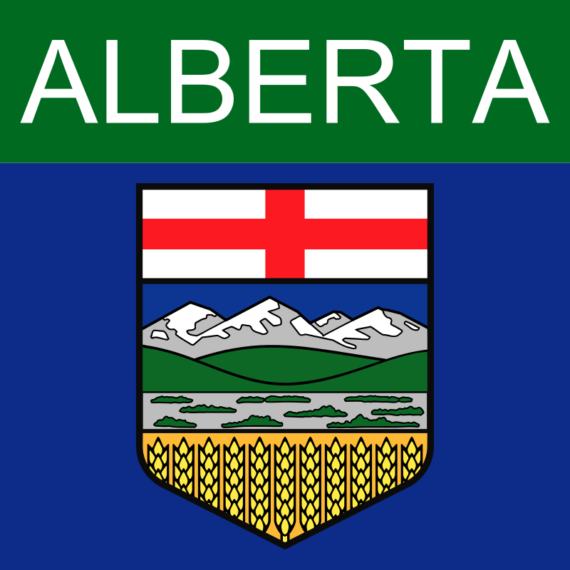 Alberta Icon by Dustwin