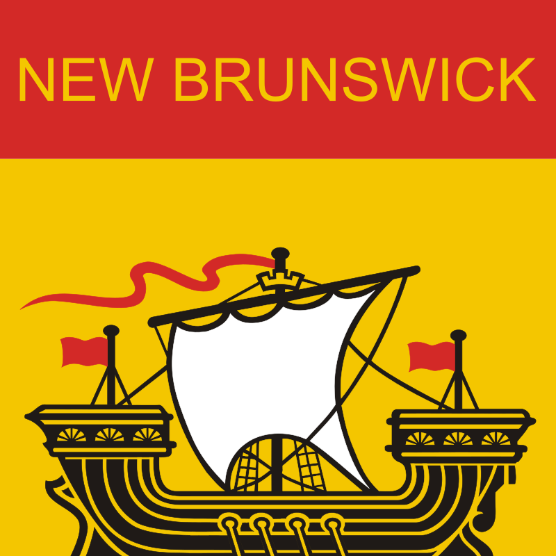 New Brunswick Icon by Dustwin