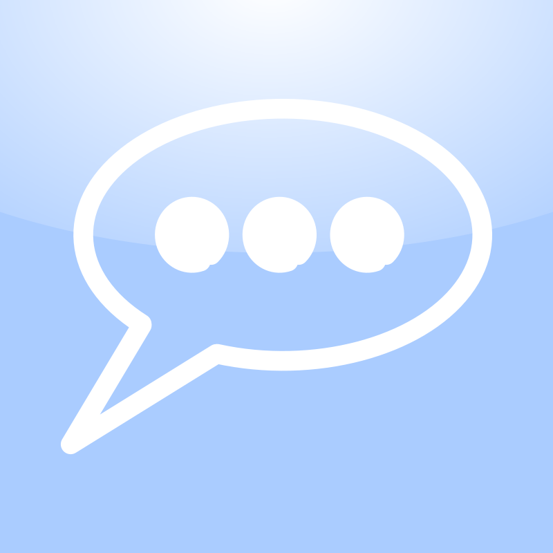Conversation icon by Dustwin