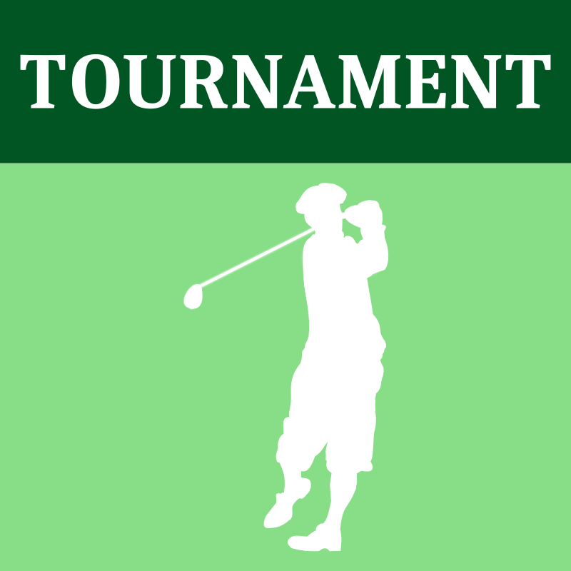 Golf Tournament Icon by Dustwin - This is an icon for a golf tournament