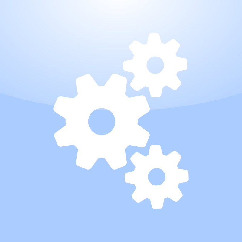 Gears Icon by Dustwin - This is a icon for gears