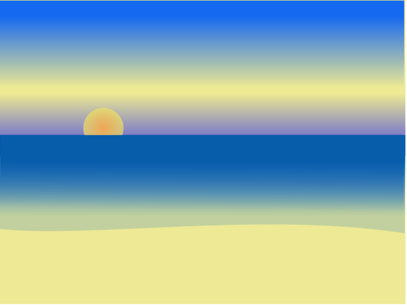 sunrise on the beach by chatard - This is an image with a width to height ratio of 1.33, which may be suitable as a wallpaper for android device: For example, if the dimensions of the screen are: 320 * 480, we can use the png file 640 * 480.