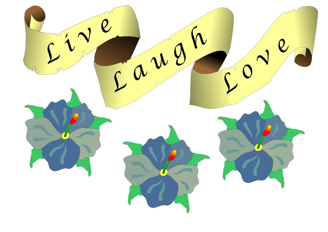 Live, laugh, love by sheaulle