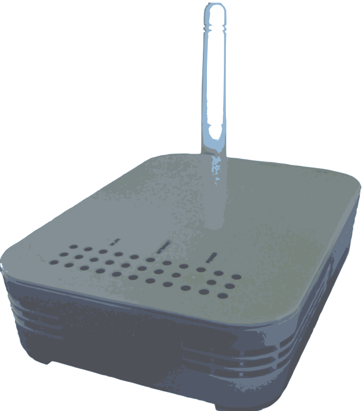 Accton Router by ispyisail