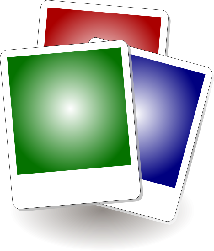 Gallery Icon by sheikh_tuhin - Clip art to represent photo gallery. It can be used for website button or document clip art.