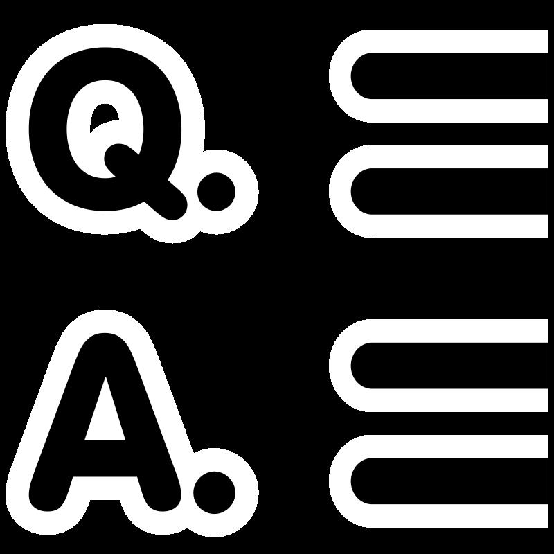 Clipart - primary qa