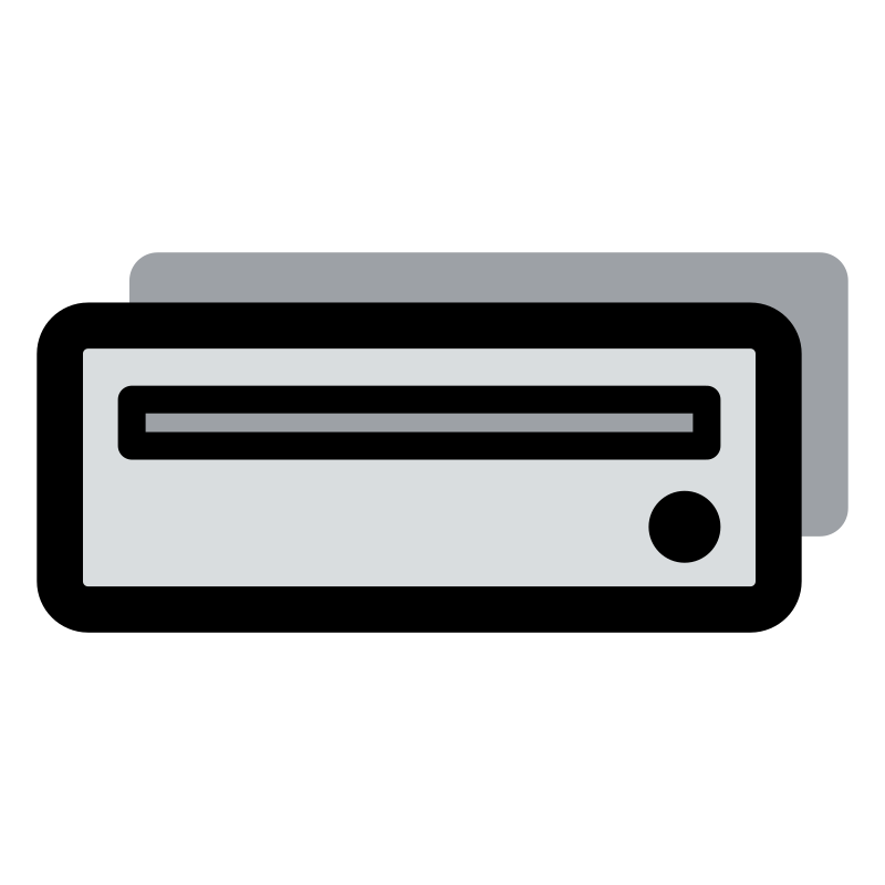 primary zip external mount by dannya - Part of the Primary KDE icon theme.