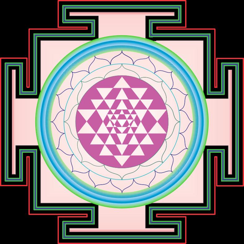 Yantra Mandala by JicJac - Yantra Mandala