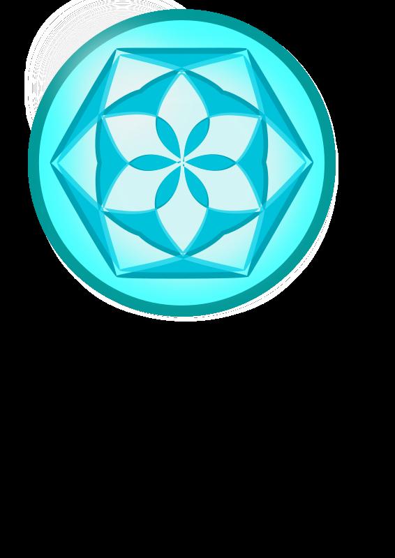 Clipart - Ice icon