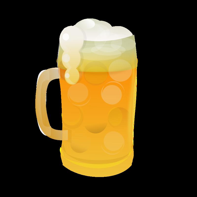 Clipart - beer stein