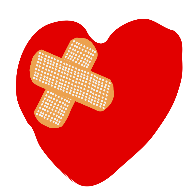 Clipart - broken-heart-01