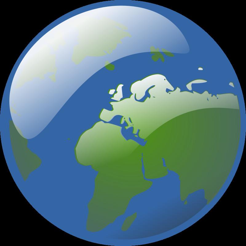 planet earth globe - photo #24