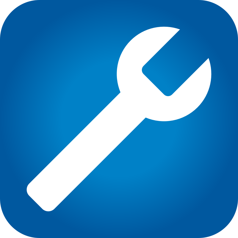 Wrench Icon by cinemacookie - The logo I m using for my business in    Wrench Icon