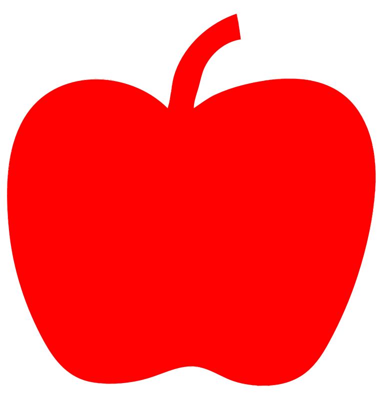 Clip Art Red Apple Clipart clipart red apple medium image png