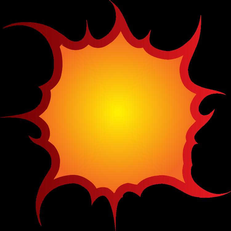 fire explosion clip art � cliparts