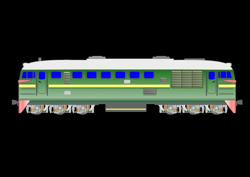 clipart disel locomotive locomotive clip art side locomotive clipart