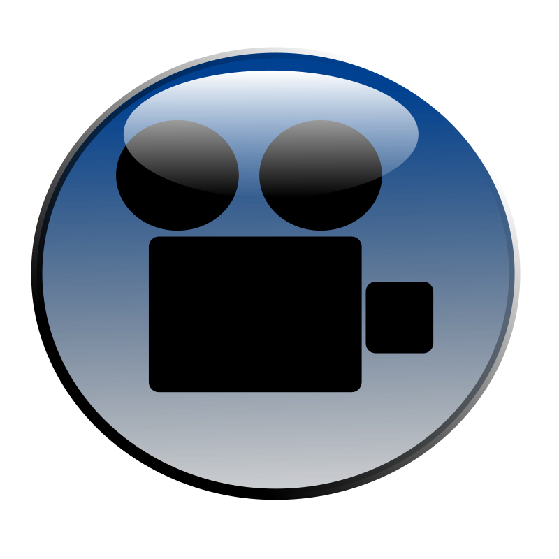 Clipart - video-icon