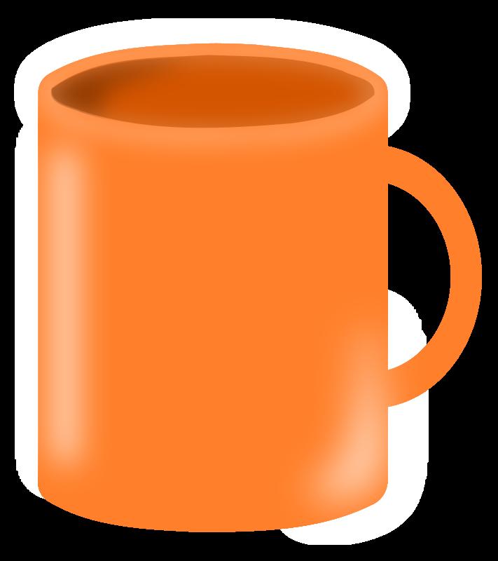 Clipart - mug