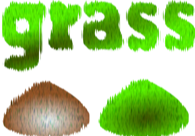 Grass Filter by wsnaccad - Here is a nice one. A grass filter.
