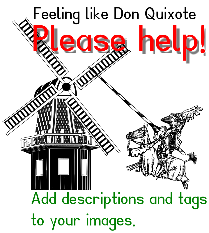 Clipart - Please help! - write descriptions and tags