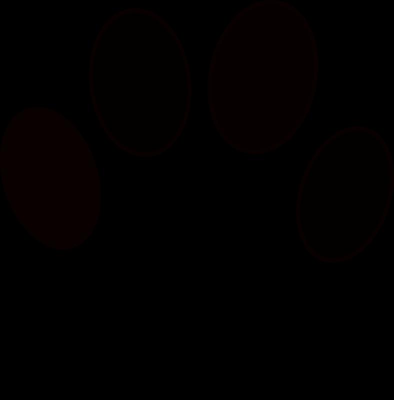 Huella de perro 1 by EOIAnna - Dog footprints