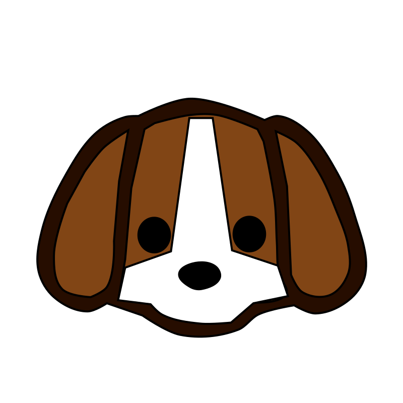 Clipart - dog