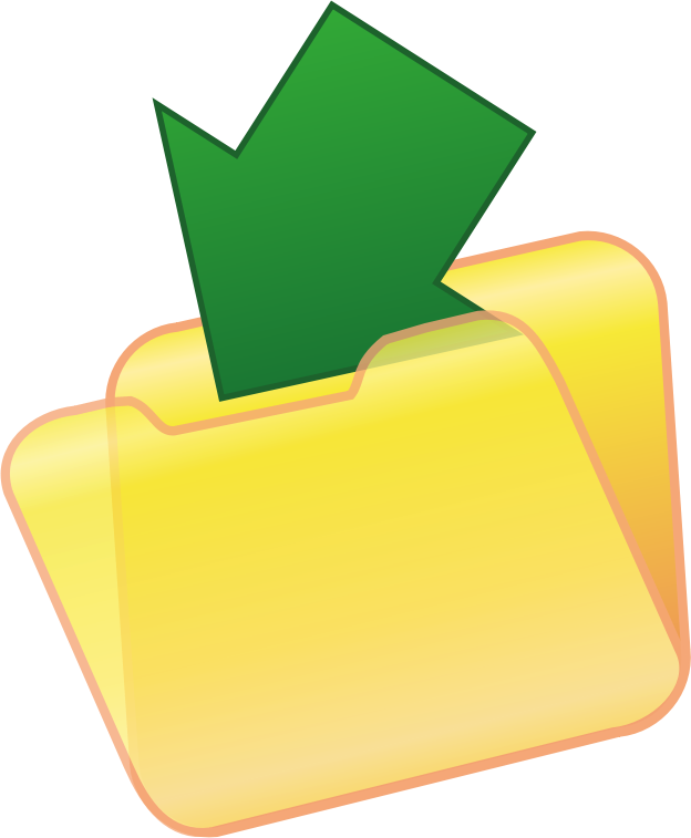 Clipart - Save File