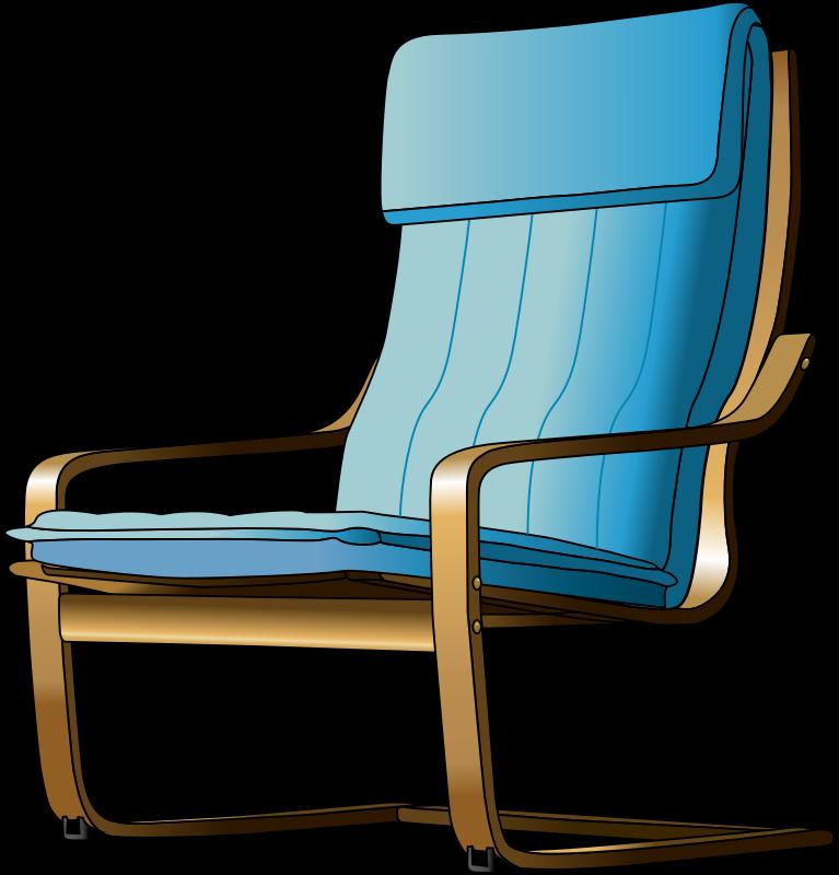Clipart Armchair