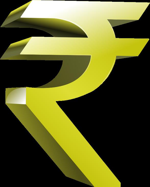Clipart Indian Rupee Symbol
