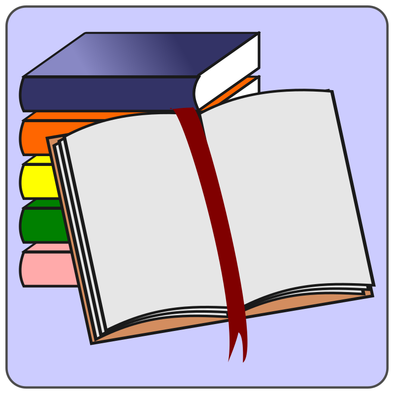 Books icon by CoD_fsfe
