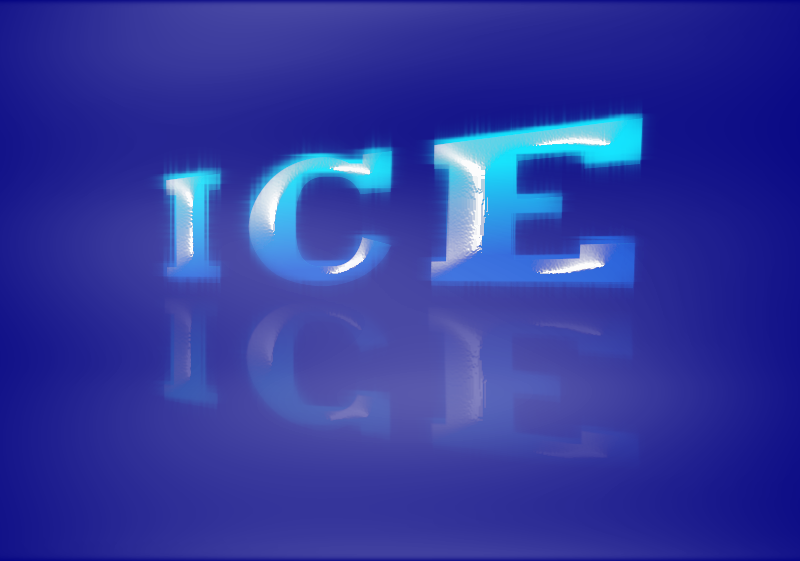 Ice and Fog Filter by wsnaccad