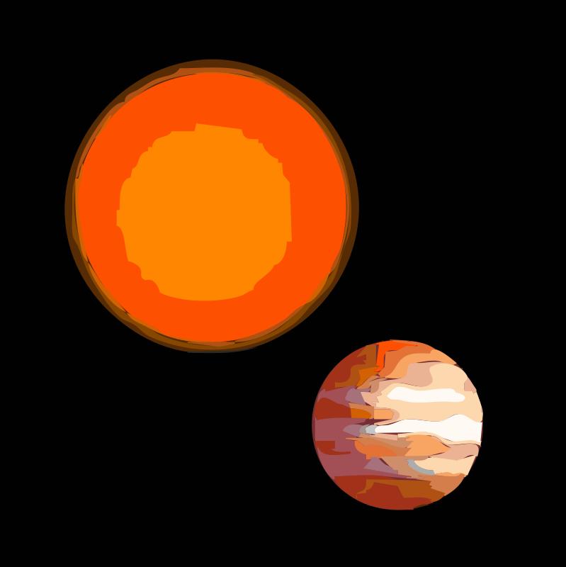 planet comparison - photo #40