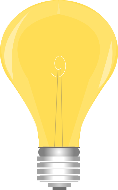 Lightbulb OnOff 1 by afaulconbridge - basic lightbulb: on